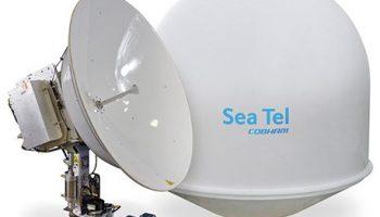 SeaTel Antenna